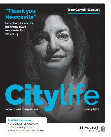 Citylife front cover