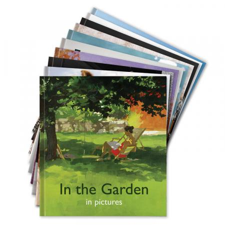 Pictures to share books