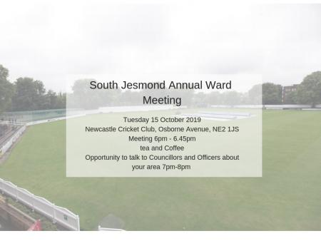South Jesmond Flyer