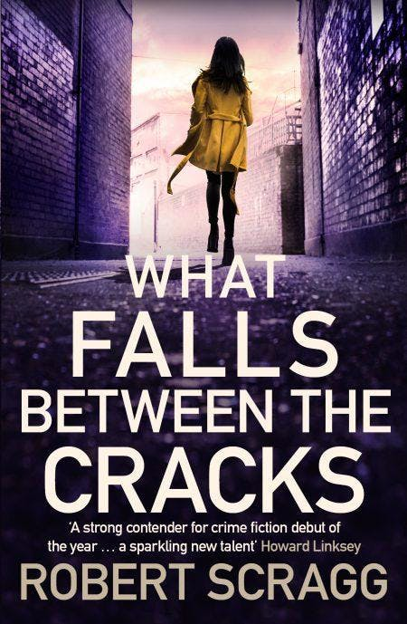 What falls between the cracks - Robert Scragg