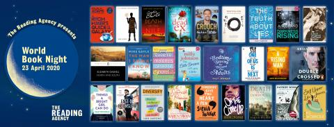 World Book Night titles
