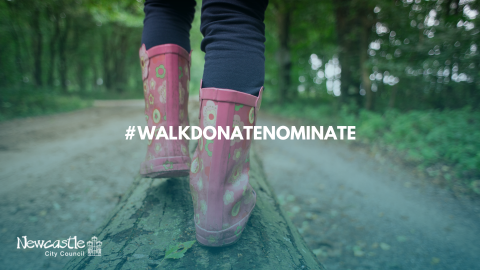 #WalkDonateNominate
