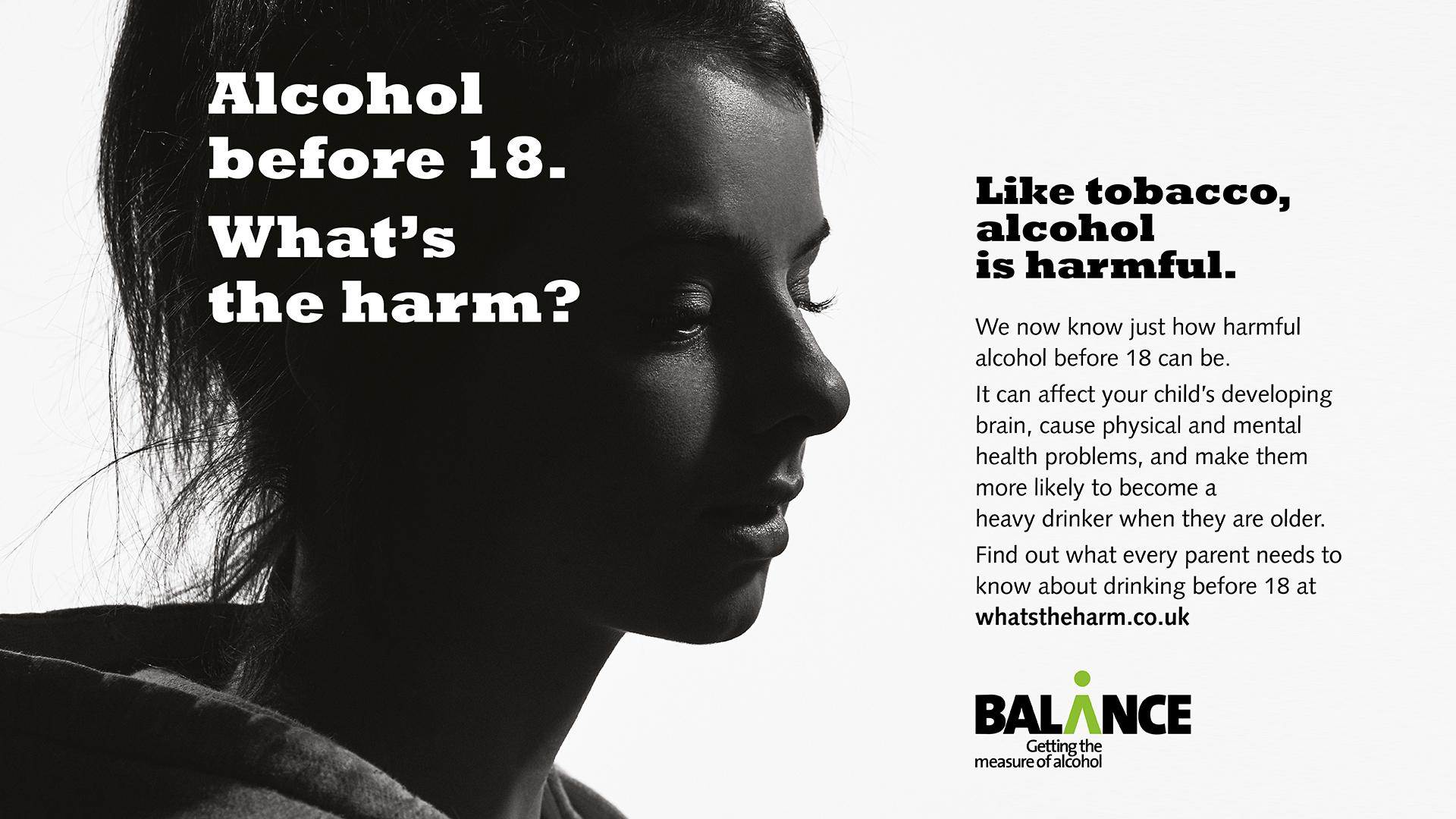 What is the harm campaign