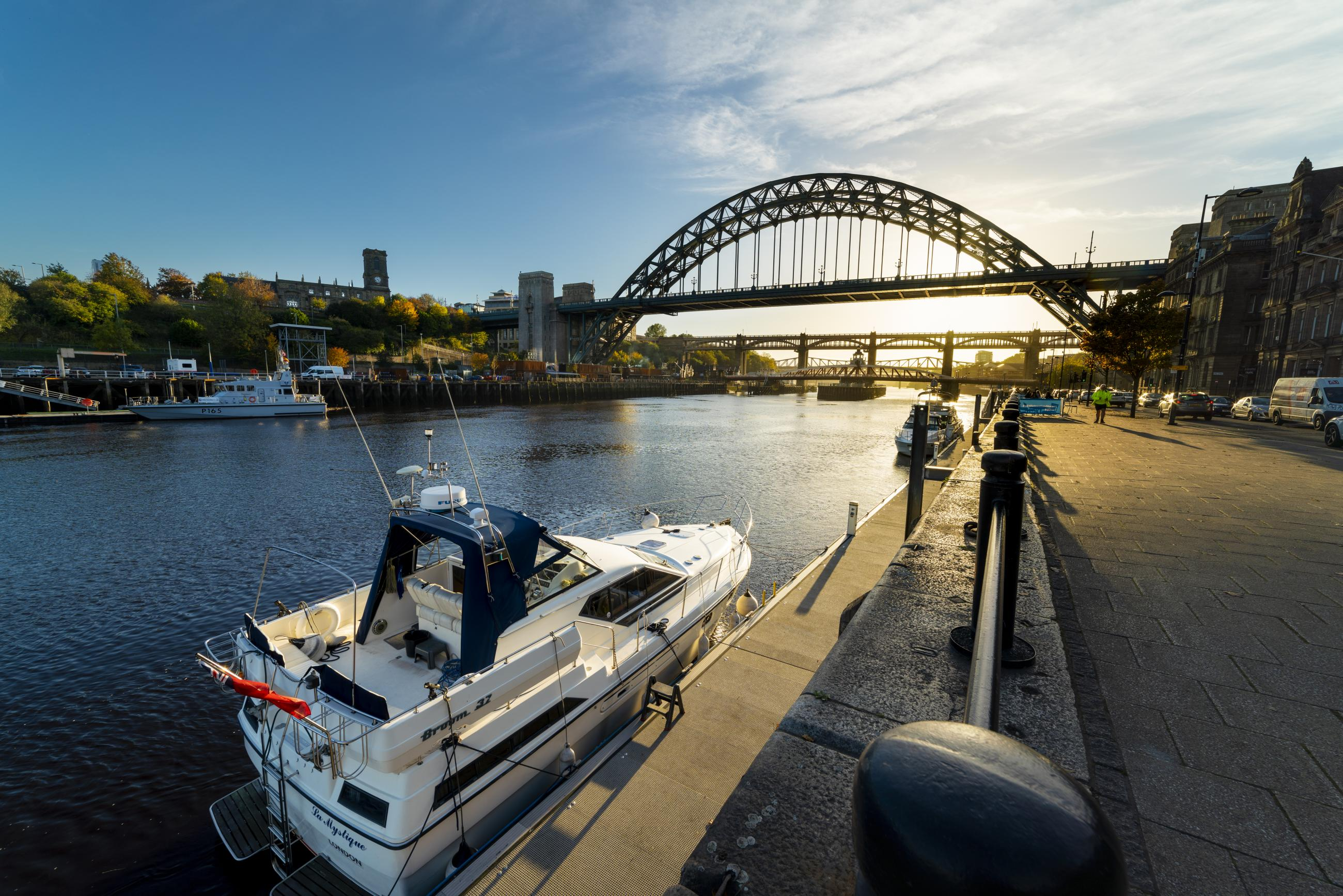 Newcastle Quayside