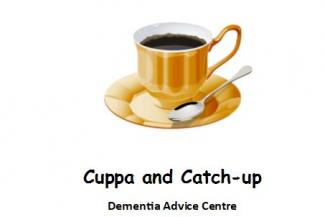 Cuppa and catch-up image