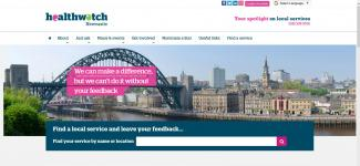 Healthwatch Newcastle image