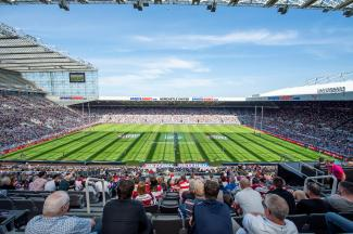 Magic Weekend at St James' Park