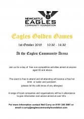 Golden Eagles Event