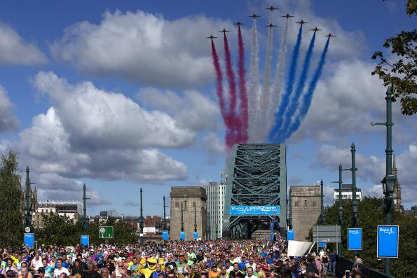 Simplyhealth Great North Run 2019 (8 Sept  2019)