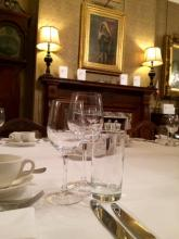 The Mansion House Dining Room