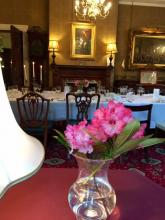 Mansion House and some beautiful settings for a private dining event