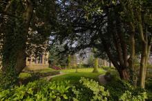 Mansion House Gardens