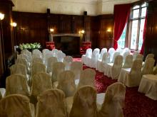 The Mansion House Wedding Ceremony