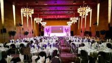 The Pride of Britain Awards Banqueting Hall